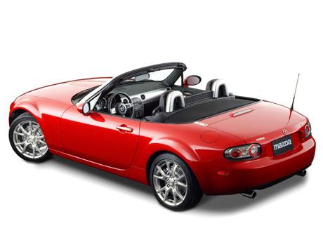Изображение автомобиля Mazda MX-5 Miata