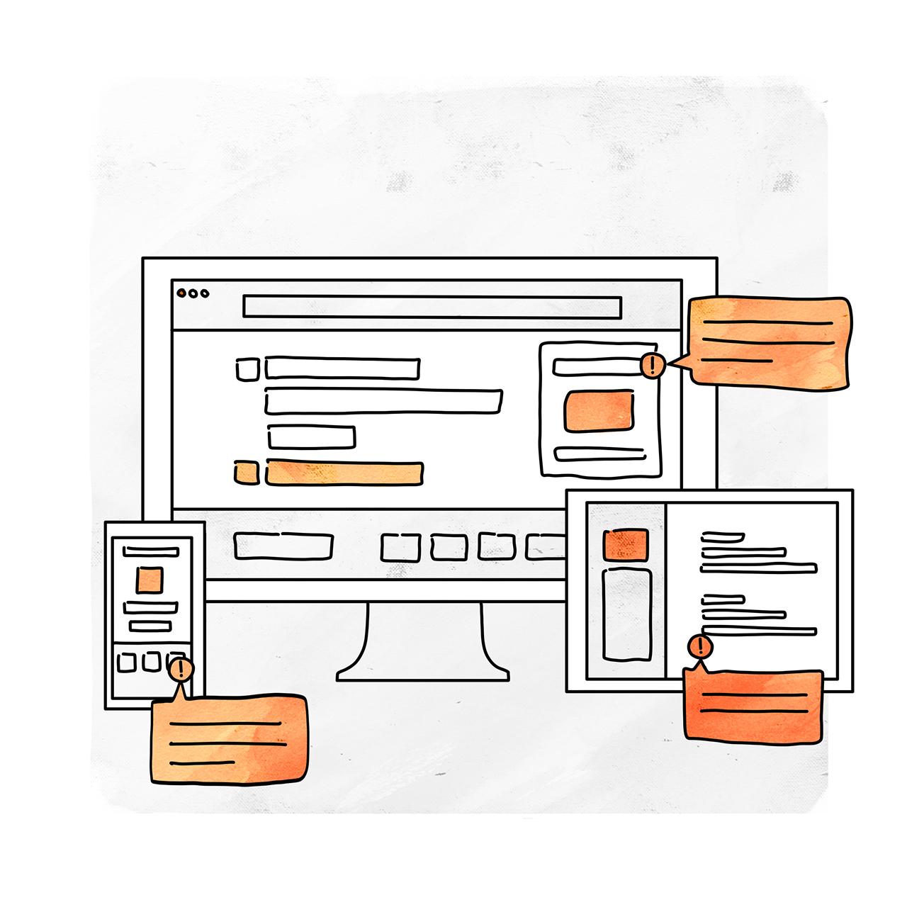 Юзабилити-экспертиза интерфейса
